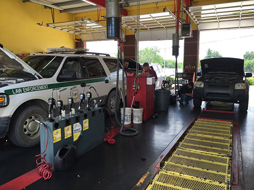Oil Changes Hot Springs AR